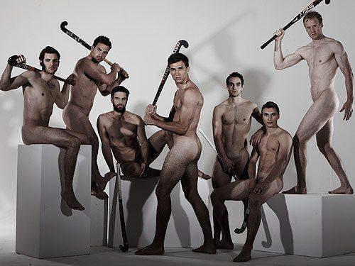 nakedOlympic