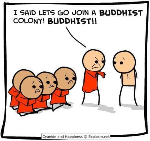 nuddhist-buddhist
