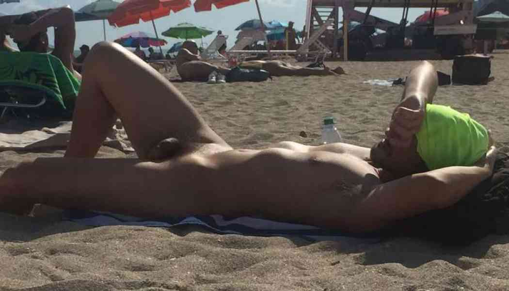 Gallery: Nude beaches