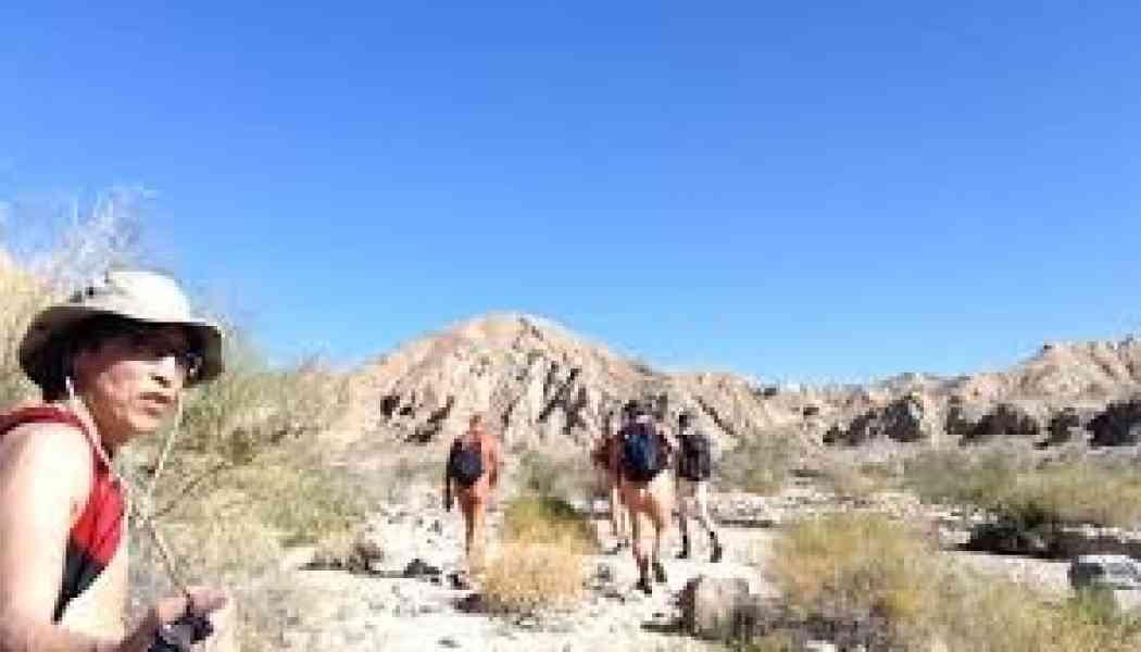 Shungaboy takes us on a naked hike