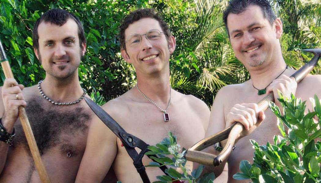 Naturist idea #27: Participate in World Naked Gardening Day