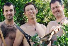 Naturist idea #27: Participate in World Naked Gardening Day
