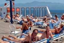 Naturist idea #11: Go on a Naked Cruise